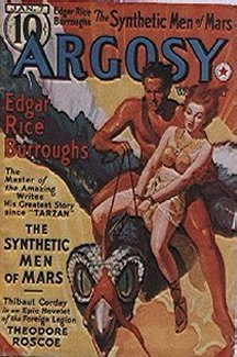 Argosy: January 7, 1939 - Synthetic Men of Mars 1/6
