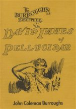 Burroughs Bibliophiles, House of Greystoke edition of JCB's David Innes of Pellucidar