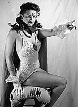 Jane Ralston Burroughs as Dejah Thoris