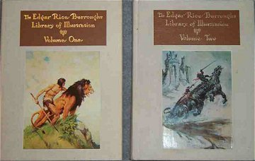 ERB Library of Illustration - Volumes 1 & 2