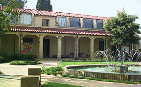 Rembrandt Hall: Original Art Building at Pomona College