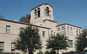 Sumner Hall - Original Pomona College Building