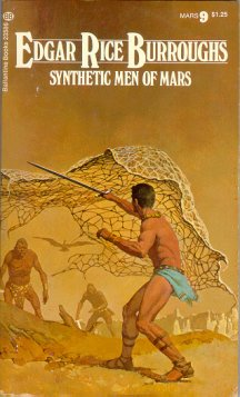 Ballantine paperback cover art